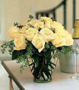 White Roses by Arrington Flowers, Your Rocky Mount, VA Florist