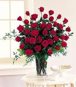 Three Dozen Red Roses by Arrington Flowers, Your Rocky Mount, VA Florist