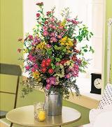 French Country Pail by Arrington Flowers, Your Rocky Mount, VA Florist