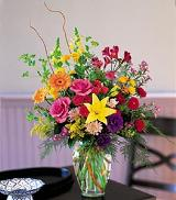 Classic Everyday Arrangement by Arrington Flowers, Your Rocky Mount, VA Florist