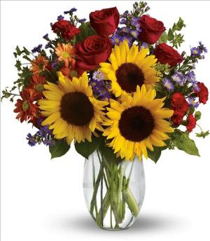 Pure Happiness by Arrington Flowers, Your Rocky Mount, VA Florist
